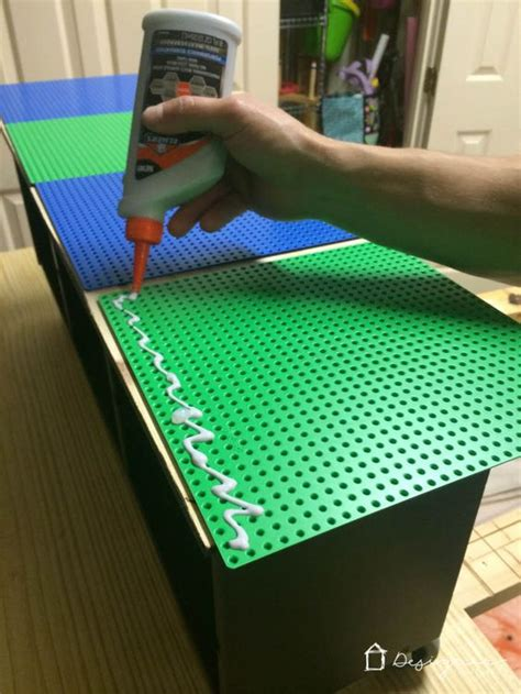your own lego table with storage ikea hack diy lego table awesome tables and kid