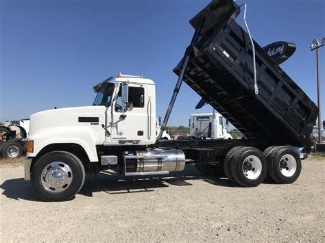 used mack used 2012 mack chu613 dump truck for sale in ms 6725