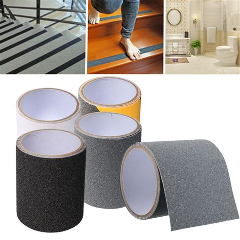 bathtub anti slip tape roll safety non skid tape anti slip tape sticker grip safe