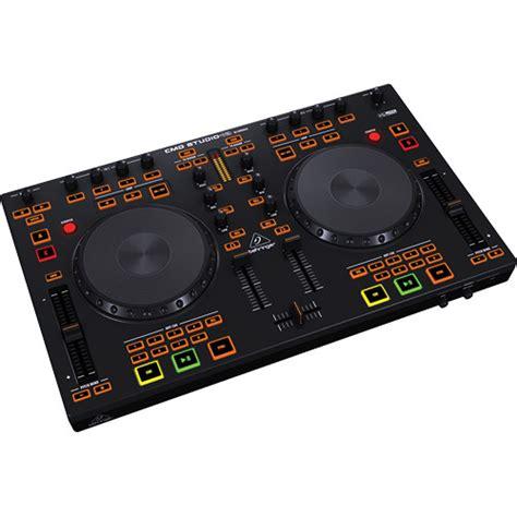 Behringer Cmd Studio 4a Alat Dj 4 Deck Soundcard Midi Controller behringer cmd studio 4a dj controller cmd studio 4a b h photo