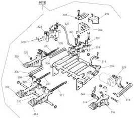 parts diagram for corghi a2019
