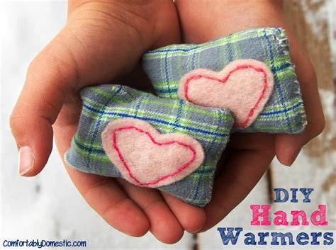 diy warmers diy microwavable warmers reusable comfortably