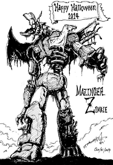 crunchyroll power rangers designer presents mazinger zombie