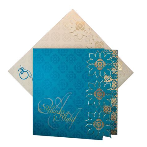 Wedding Card Design With by Flower Wedding Card Design Clipart Best
