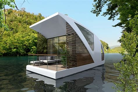 images about tiny house communities on floating modern catamaran houseboat