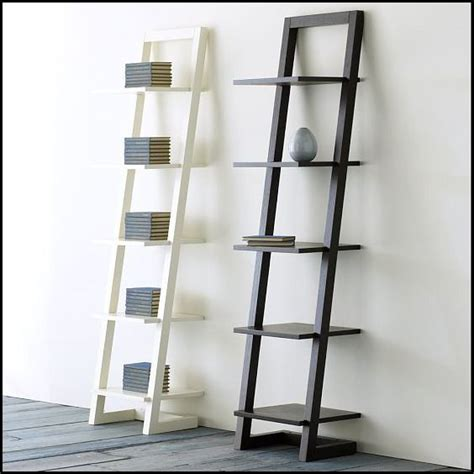 white ladder shelf bookcase best 25 white ladder shelf ideas on white