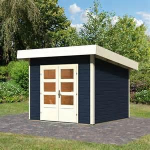 haus kaufen moosburg karibu gartenhaus moosburg 1 mit boden grau 259x259 cm