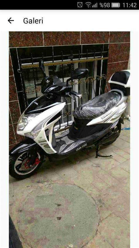 kral lima  elektirikli motor motosiklet skooter