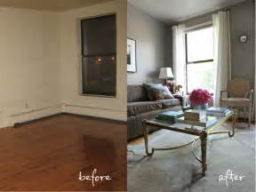 Room Before And After Check Out My Living Room Before Amp After At Brooklyn