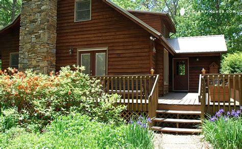 mountain cabin rental near hendersonville carolina