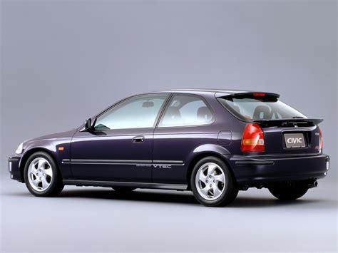 honda civic sir ii hatchback ek4 1995 97