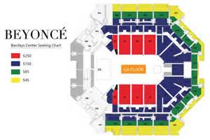 Barclays Center Floor Plan by Beyonc 233 Barclays Center