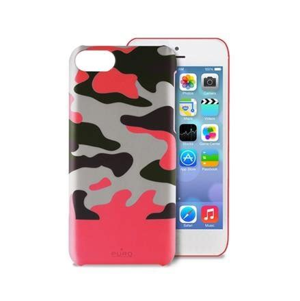 puro camou soft cover iphone  tapeta qr rozowy cena