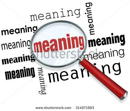 Meaning Of The Word Definition Stock Photos Royalty Free Images Vectors
