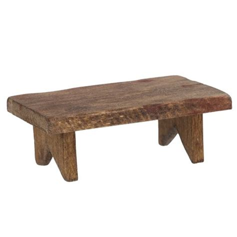 small rustic bench small rustic bench