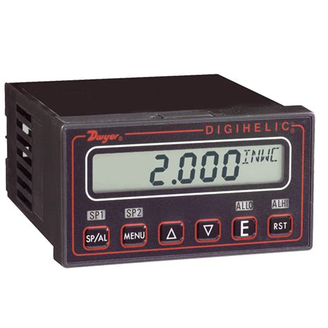 Pressure Switch Pressure Pro Instrument series dh digihelic 174 differential pressure controller is a 3 in 1 instrument possessing a