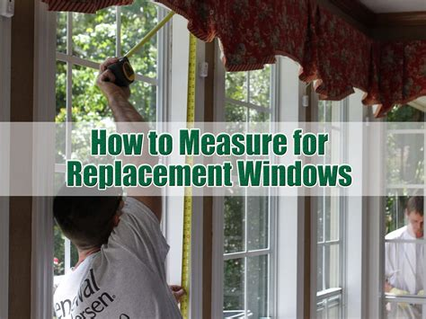 how to measure for replacement windows in an old house how to measure for replacement windows in nn ny renewal by andersen of central nj