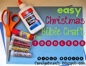 family abounds toddler bible lesson christmas part 1