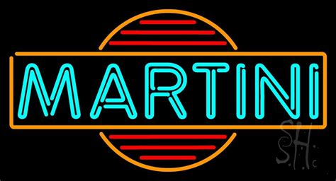 Martini Bar Neon Sign Martini Neon Signs Every Thing Neon