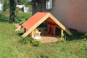 Outside Playhouse Plans Modern A Frame Playhouse Modern Outdoor Playhouses