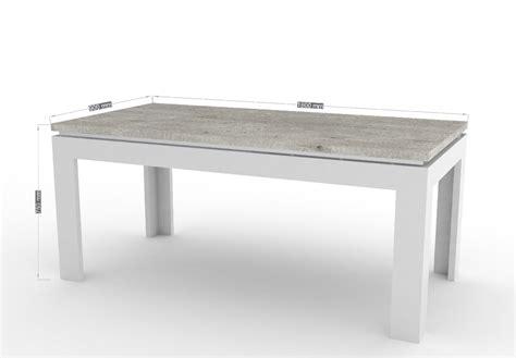 tavolo bianco tavolo moderno bianco messico mobile per sala da pranzo