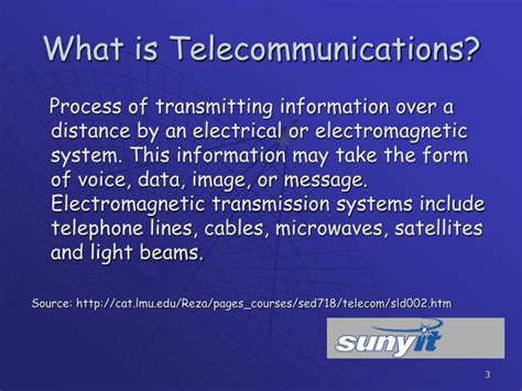 Ppt Telecommunications Powerpoint Presentation Id 4413949 Telecommunication Presentation