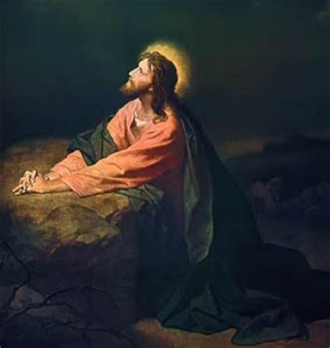 living   fog jesus  praying   luke