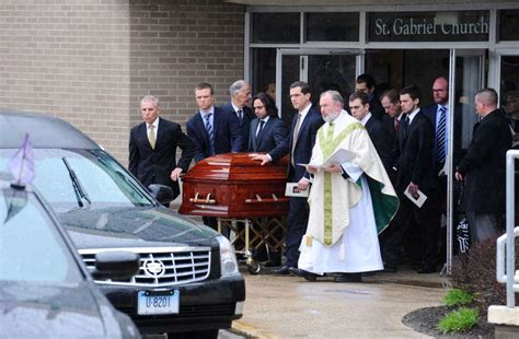 hundreds attend funeral service for pape in stamford