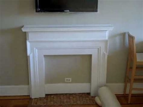 delightful Tv Wall Mount Above Fireplace #1: hqdefault.jpg