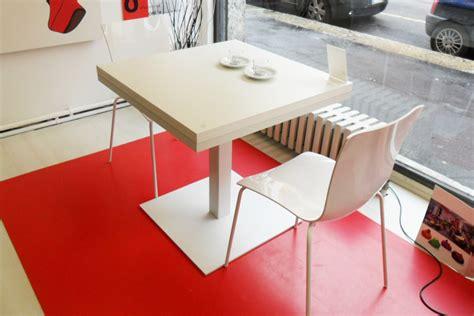 tavolo quadrato 80x80 allungabile tavolo quadrato allungabile cub di tonin casa tavoli a