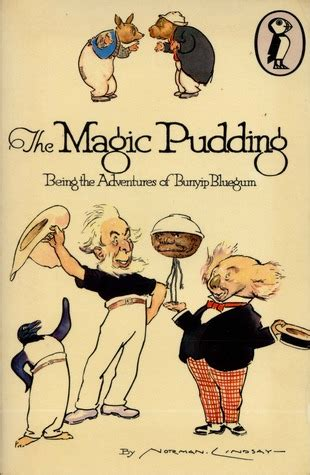 the magician s books the magic pudding by norman lindsay reviews discussion
