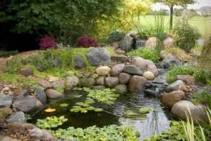 aquascape your landscape small ponds pack a punch