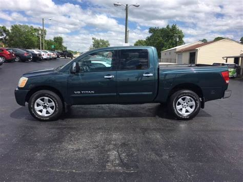 2005 nissan titan 2005 nissan titan used cars in nashville pre owned