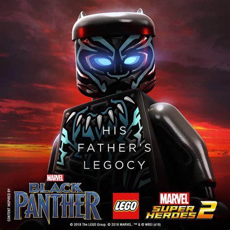lego 174 marvel super heroes 2 black panther dlc trailer lego marvel super heroes 2 ecco il pack di avengers