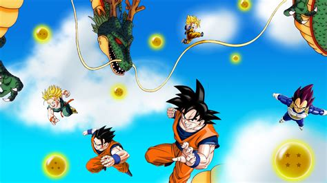 wallpaper dragon ball bergerak dragon ball z kai games wallpaper dragon ball z kai