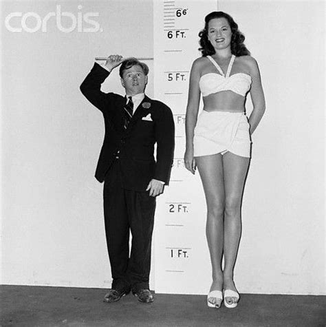 people of height 6 feet 2 inch dorothy ford 6 2 quot was a model turned movie star who
