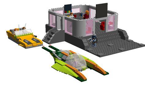 Starwars Zam Wessel 375 Moc lego ideas lego wars episode ii coruscant