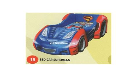 Matras Bigland No 1 bed car superman bigland harga promo termurah no 1