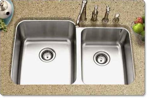 60 40 undermount sink houzer mes 3221 1 medallion gourmet series undermount