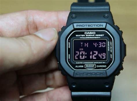 Jam Tangan Dw 001 10 jam g shock kelas menengah yang paling popular