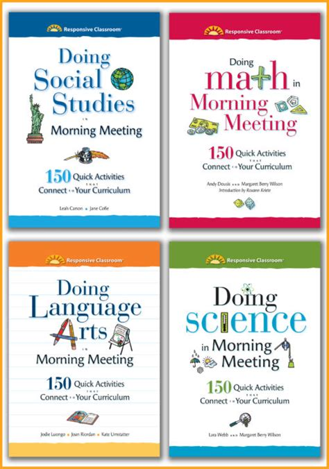80 Morning Meeting Ideas For Grades K 2 Responsive Classroom