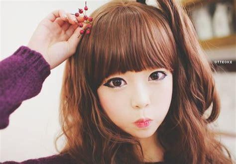hairstyle berponi czy uważasz że koreanki są śliczne zapytaj onet pl