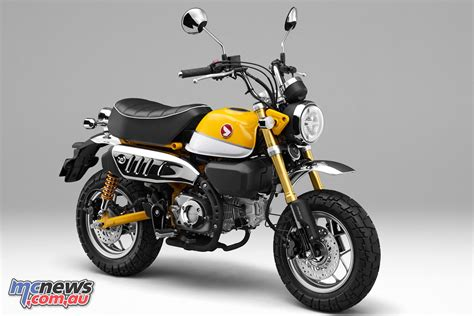 Motorrad Monkey 125 new age honda monkey bike for 2018 mcnews au