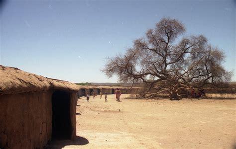 hutte masai massai