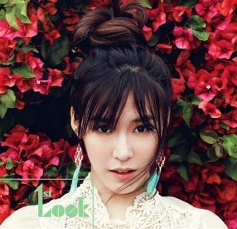 Rambut Cepol Korea gerah rambut panjang kemana mana 7 gaya cepol ala seleb