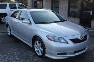 2008 Toyota Camry Se For Sale Used 2008 Toyota Camry Se For Sale Sunroof Georgetown Auto