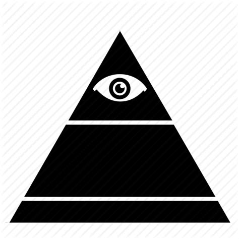illuminati eye pyramid iconfinder illuminati by inmotus