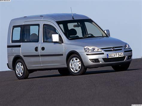 Opel Combo цена технические характеристики фото отзывы