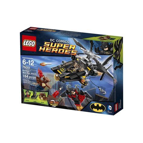 Lego 76011 Batman Bat Attack Superheroes lego heroes 76011 batman bat attack la brique