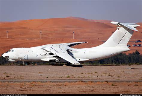 ur bxr maximus air cargo ilyushin il td photo  mehdi nazarinia id  planespottersnet